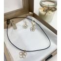 Świąteczny box prezentowy z koronkową biżuteria 2